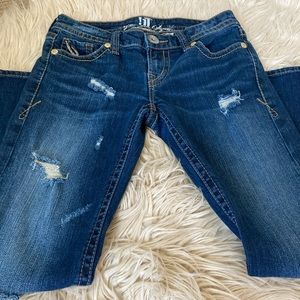 !it Angels Jean Capris Denim Size 25
